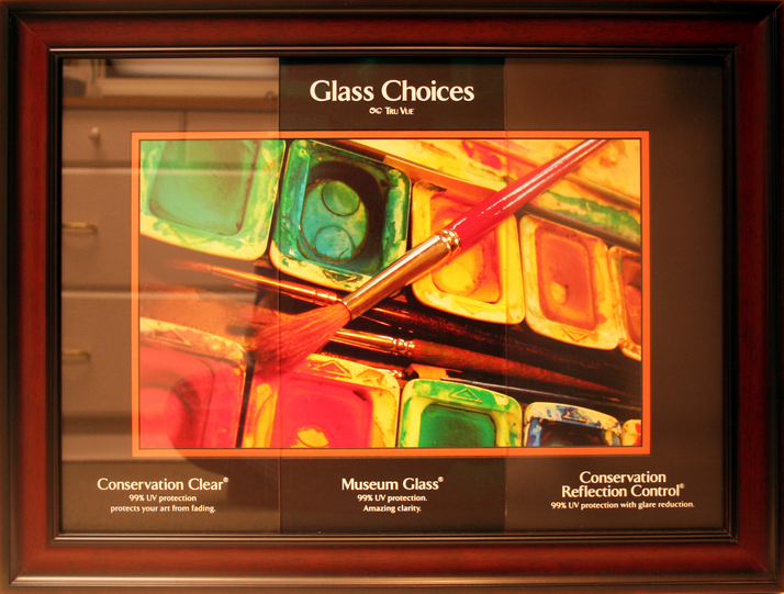 Glazing - Studio 7 Fine Art and Frame